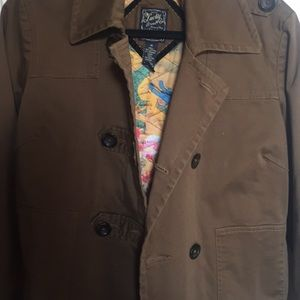 Lucky Brand Jackets & Coats - Lucky Brand Embroidered Jacket